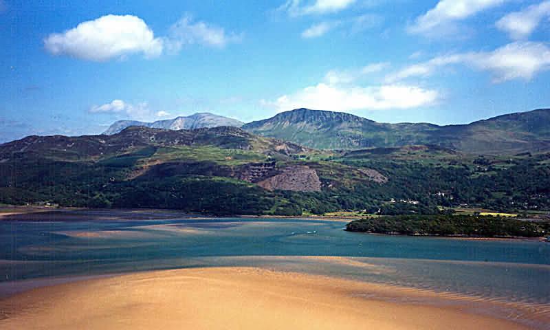 View panorama Dalat Vietnam