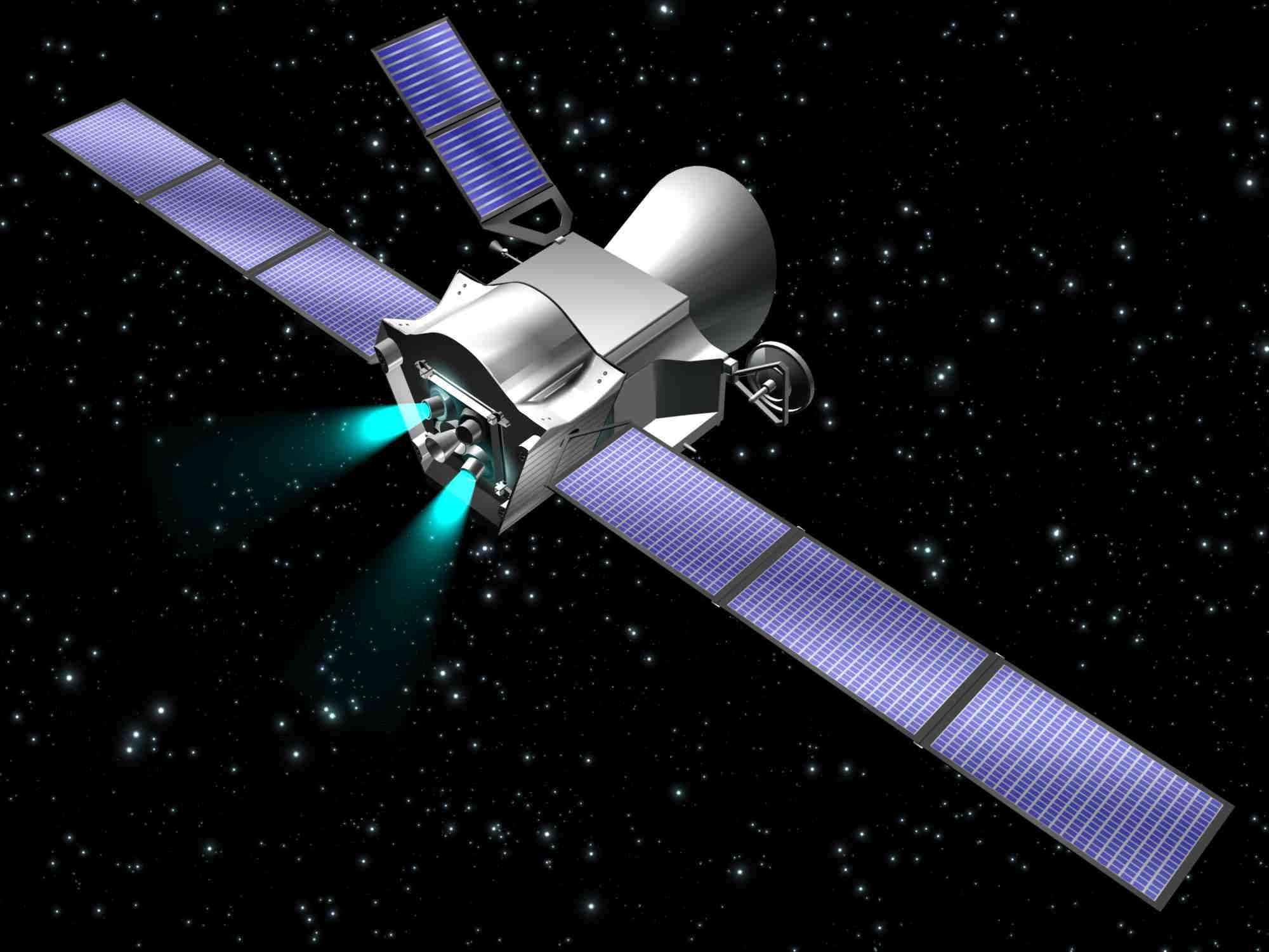 the probe that landed on mercury - photo #26
