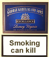 Types of Benson Hedges cigarettes in Australia